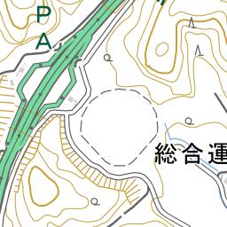 京都府綾部市東八田鳥居野 国勢調査町丁 字等別境界データセット