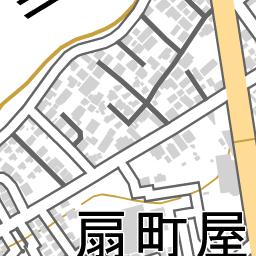 埼玉県入間市扇台5丁目 国勢調査町丁 字等別境界データセット