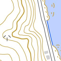 手然川水系 国土数値情報河川データセット