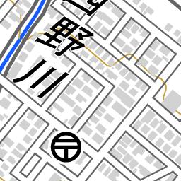 西野第二小学校の地図(札幌市西区西野8条7-1-1) 地図ナビ