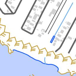 太平川 タイヘイ川水系 国土数値情報河川データセット