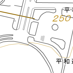 平和運動公園の特徴 説明 E公園 いこうえん