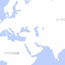 ウェブ地図で等距圏 方位線を表示する Leaflet版