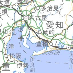 日本百名峠 一覧マップ