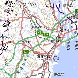経ヶ峰 三重県 の登山ルート コースタイム付き無料登山地図 Yamap ヤマップ