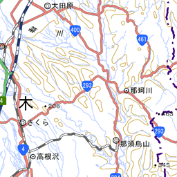 はんけい 地図を使って半径を調べるサイト