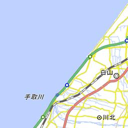 金沢エリア みちナビ石川