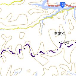 銀杏峰 部子山の登山ルート コースタイム付き無料登山地図 Yamap ヤマップ