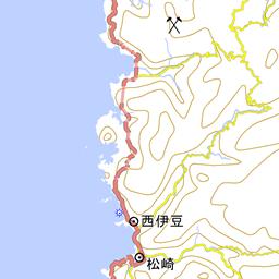 西伊豆海岸の奇岩群 にしいずかいがんのきがんぐん 日本の奇岩百景