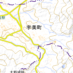 四天王寺山ハイキング あいこさんの四王寺山 大城山 大原山の活動データ Yamap ヤマップ