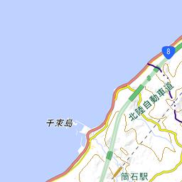 とっとこ岩 とっとこいわ 日本の奇岩百景