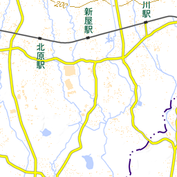 観音橋(群馬県前橋市)地図