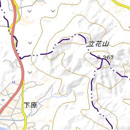 台風一過 履き慣らしで立花山から三日月山へ 09 08 You Aさんの立花山 三日月山 城ノ越山の活動データ Yamap ヤマップ