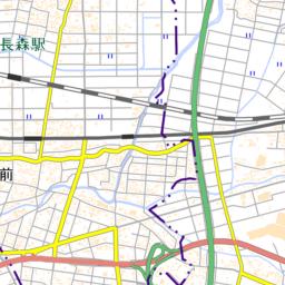 岐阜県羽島郡下羽栗村 (21B00400...