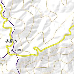 登山 本宮 山