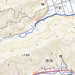 徳島県の二級水系一覧 - JapaneseClass.jp