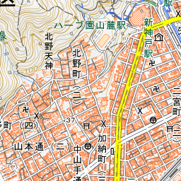 錨山 市章山 ぶっちーさんの六甲山 長峰山 摩耶山の活動データ Yamap ヤマップ