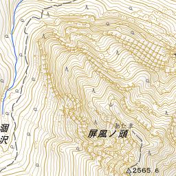 コースタイムつき登山地図が無料 登山地図 計画マネージャ ヤマタイム ヤマケイオンライン 山と溪谷社