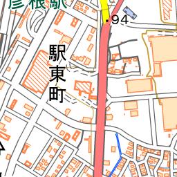 彦根駅前の井伊直政公像 彦根城のガイド 攻城団
