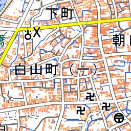 緯度経度地図 Egmapjs