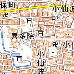 川越城の写真 喜多院のどろぼう橋 攻城団