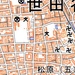 Google Maps埋め込み機能利用例 チュートリアル 下高井戸駅から東松原駅までの徒歩最短経路の図示 川俣晶の縁側 ソフトウェア Magsite1開発日誌