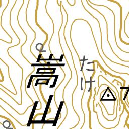 グンマーヤマバッカ共和国 群馬百名山 本日三座目 歴史ある霊山 たけやま 漢字が変換出来ません いっちゃんさんの通った嵩山 群馬県 のルート Yamap ヤマップ