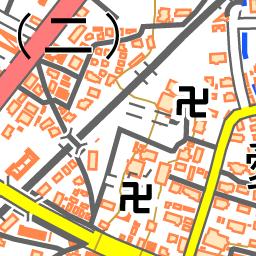 愛甲石田駅 地図ナビ