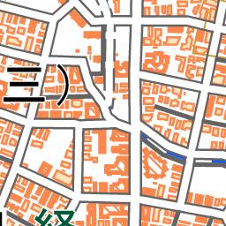経堂駅 地図ナビ