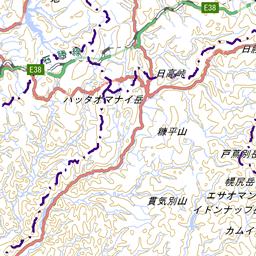 カメラ 北海道 道路